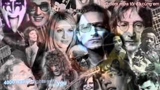 MV]  English  Vietsub Stratovarius - 4000 Rainy Nights English + Vietsub
