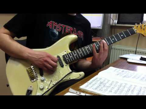 Jimi Hendrix-Little Wing Intro