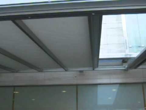Pergola motorizada para terraza tolder carpas y toldos for Toldos para pergolas
