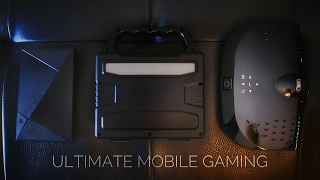 The Ultimate Portable Gaming Setup!