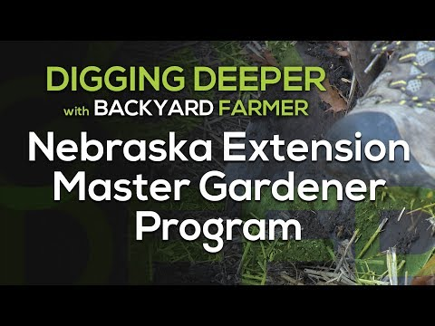 Digging Deeper Master Gardner Program
