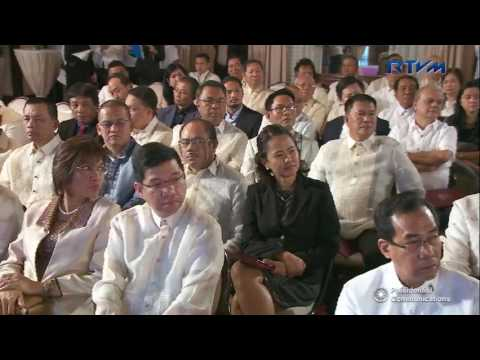 Oath-Taking of Newly-Appointed Government Officials 1/9/2017