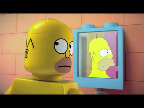 The Simpsons   Family guy  Simpsons full episode   LEGO Dimensions