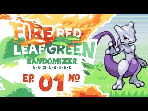 NEXUS IS UNLUCKY! - Pokémon FireRed & LeafGreen Randomizer Nuzlocke Versus w/ NumbNexus! Episode #01