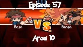 Pokemon Black and White 2 - Episode 57 - Black Tower: Area 10 + Benga