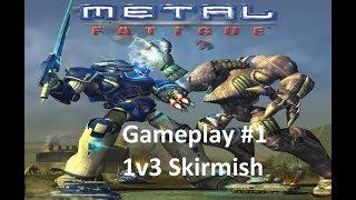 Metal Fatigue Gameplay deutsch Skirmish #1