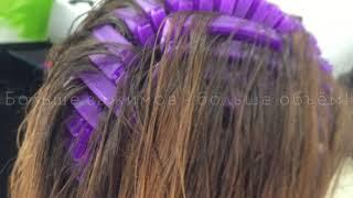 видео Прикорневой объем волос: делаем в домашних условиях или в салоне