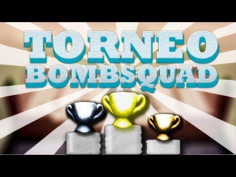 || TORNEO YOUTUBERS BOMBSQUAD || 1,2,3 RONDA