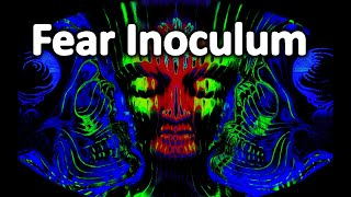 Fear Inoculum - Tool - Abstract Animation - Cromadepth 3D