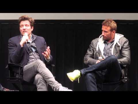 Thomas Vinterberg & Matthias Schoenaerts Discuss Far From The Maddening Crowd NYC 4/28/15 Pt 1