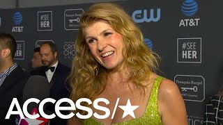 'Dirty John': Connie Britton Says She Never Thought Of Debra Newell 'As A Victim' | Access