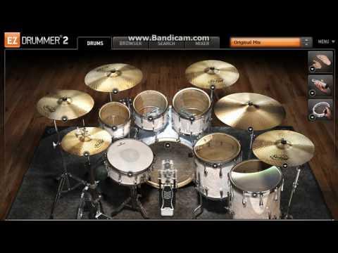 HELLO - Diantara Bintang (COVER) EZ Drummer2