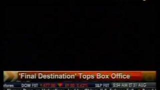 'Final Destination' Tops Box Office - Bloomberg