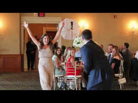 Mr. & Mrs. Faust's Grand Ballroom Wedding
