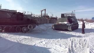 ГТТ транспортирует МТ-ЛБ