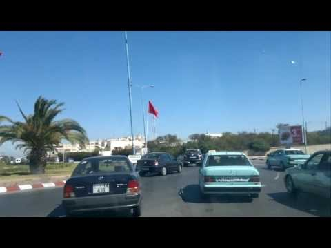 Boulevard Hassan II - Mohammedia (1/2)