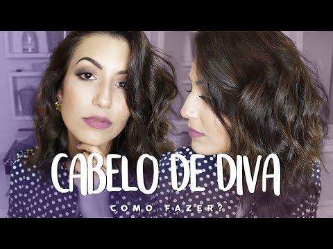 COMO FAZER CABELO DESPOJADO - Fácil e rápido! | Camila Lima