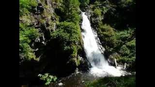 Des Cascades  /   La Cascade de Gimel