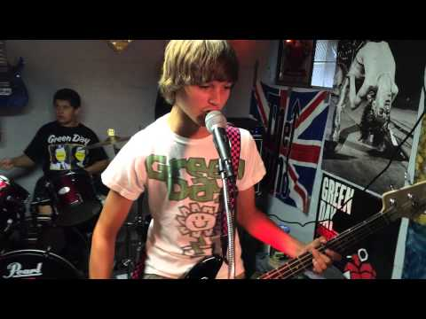 Heroes Of Charlotte  Hope The Descendents cover