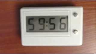 видео Простой термостат – термометр с энкодером на микроконтроллере PIC16F628. Схема