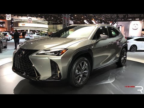Lexus Nx Interior >> 2019 Lexus UX200 – Redline: First Look – 2018 NYIAS - YouTube