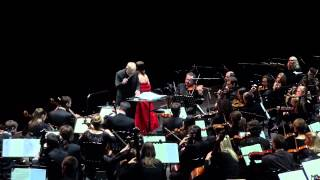 "Ennio Morricone ""The ecstacy of Gold"" , Paris Bercy, Feb 04 2014"