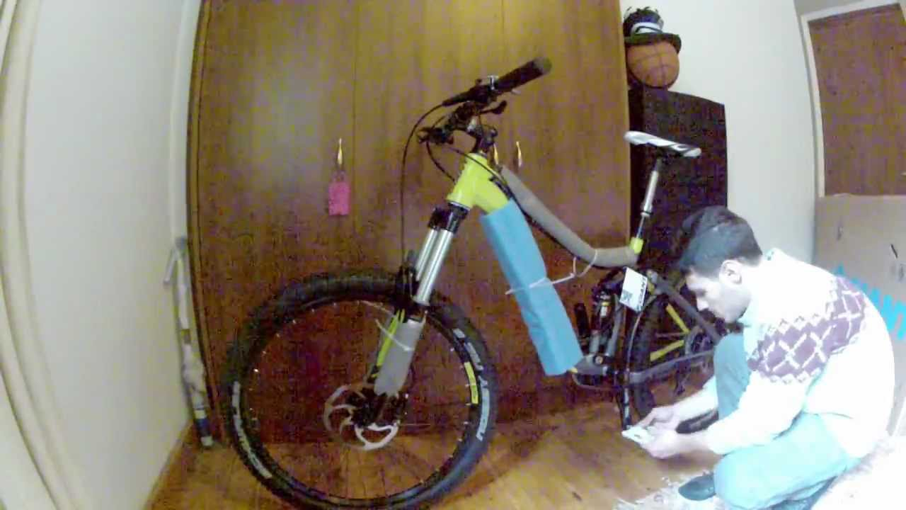 45efbe291a1 Giant Reign 2 2013 Unboxing - YouTube
