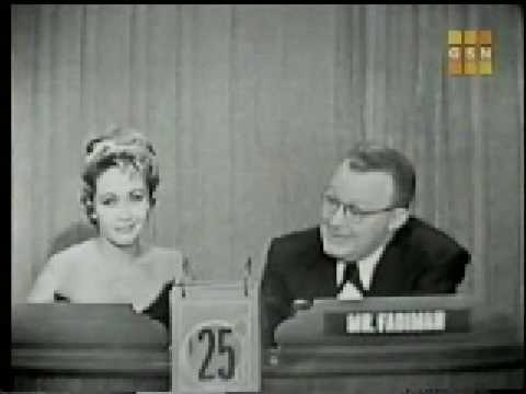 Jane Powell on What's My Line?
