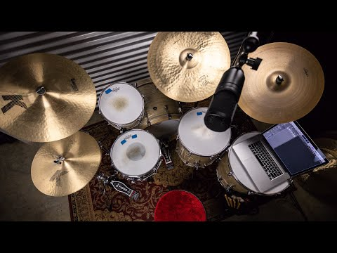 Getting Great Drum Recordings On A Budget