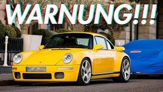5 Gefährliche Autos die dich umbringen wollen! | RB Engineering | Porsche RUF