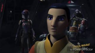 Star Wars Rebels Season 3 all Trailer's & Clips