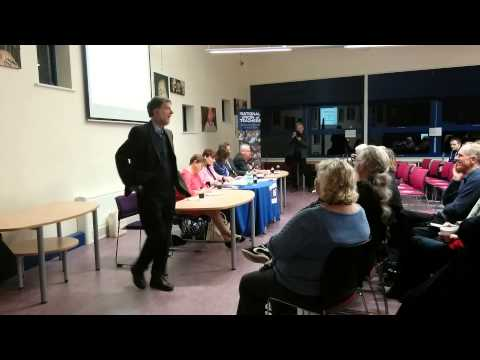 Gloucester Education Question Time, Friday March 6th, 2015 (