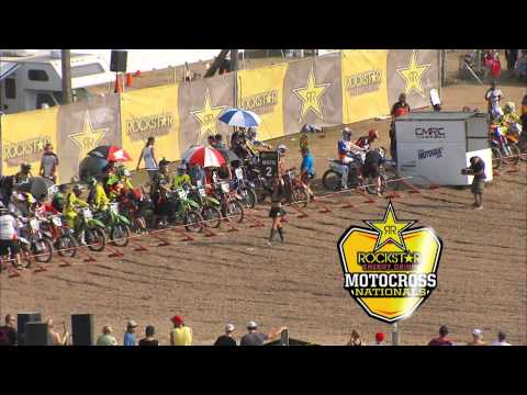2014 - Round 9 - MX1 - Rockstar Energy Drink Motocross Nationals