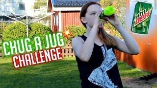 vuclip chug a jug challenge
