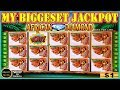 MY BIGGEST JACKPOT ON AFRICAN DIAMOND HIGH LIMIT SLOT
