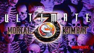 Давайте поностальгируем(Sega) Ultimate mortal kombat 3(Коды)