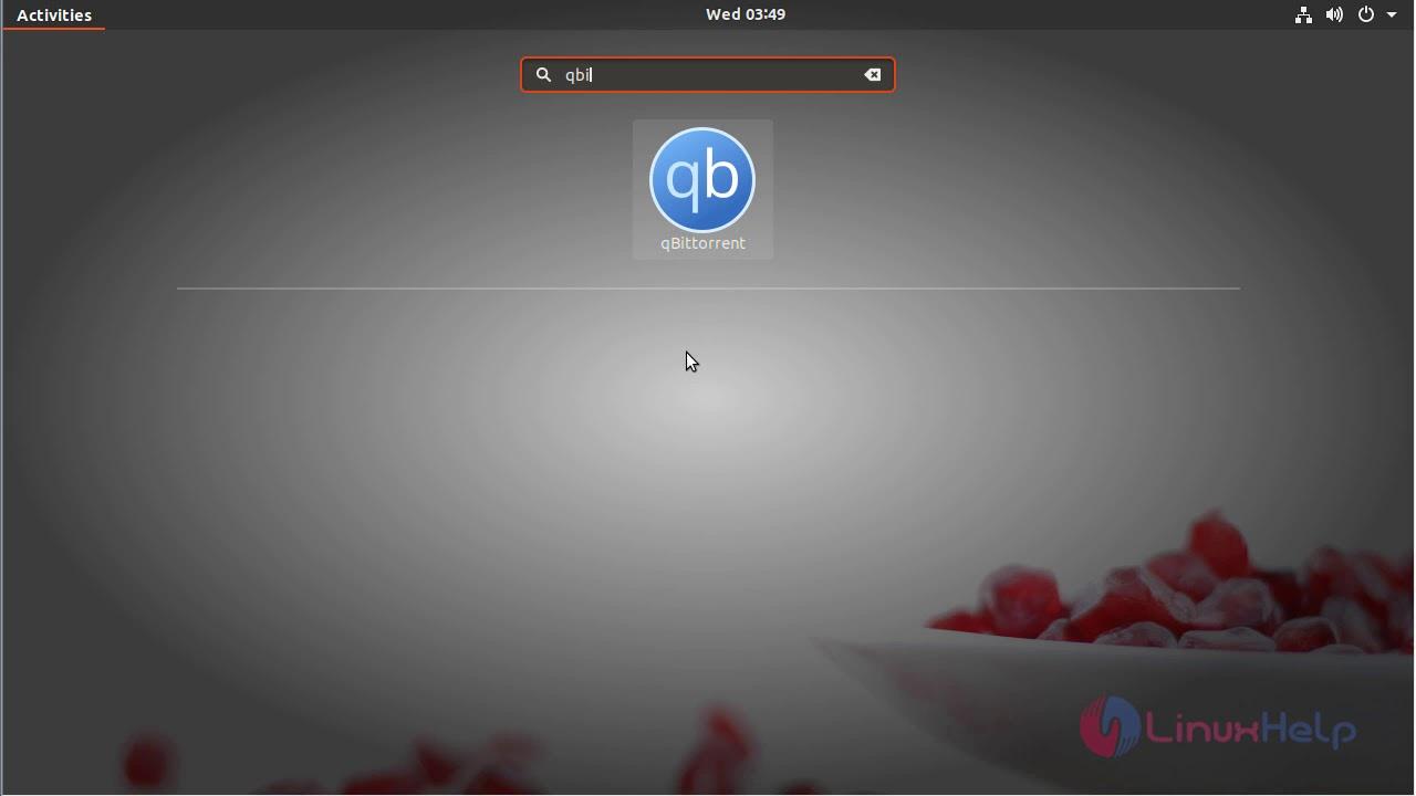 How To Install qBittorrent 4 0 4 on Ubuntu 18 04 | LinuxHelp