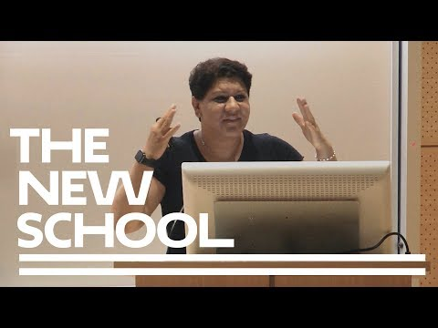 Arjumand Siddiqi | Race in the U.S. | A free public course at The New School