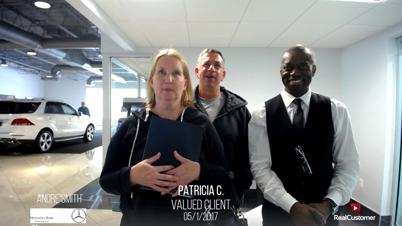 Patricia Reviews Mercedes Benz Of Massapequa And Andre Smith
