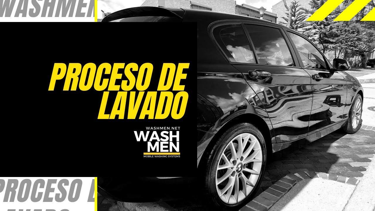 PROCESO DE LAVADO ECOLÓGICO / WASHMEN