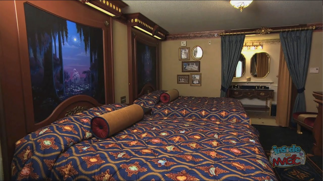 Royal Guest Rooms at Walt Disney Worlds Port Orleans