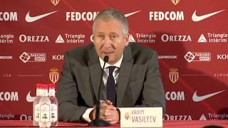 AS Monaco : au revoir Thierry Henry, re-bonjour Jardim