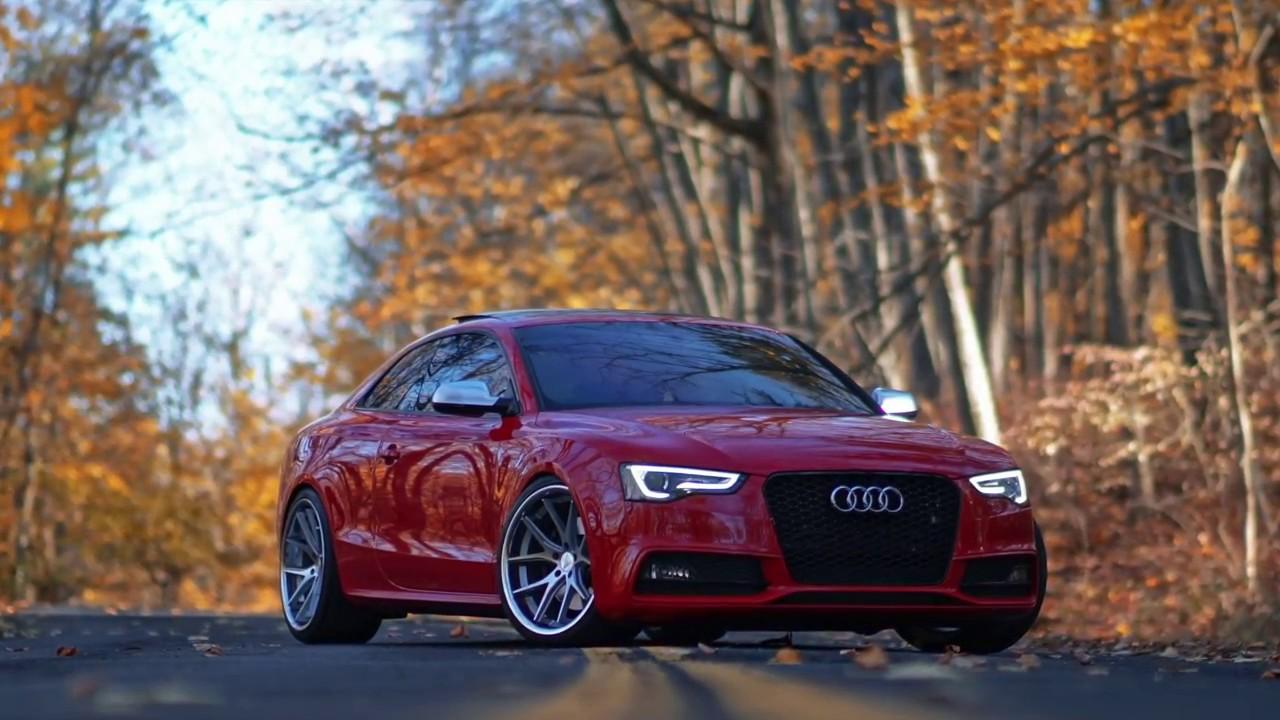 Audi S5 On Ferrada Fr2 Wheels Audis5 Ari Youtube