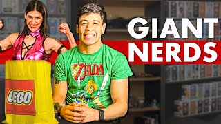 10 MMA/UFC Fighters Who Are Giant Nerds