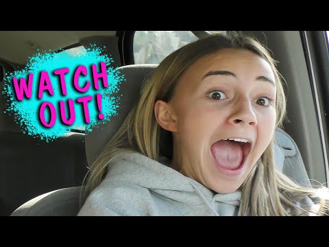 DOES KAYLA GET IN A CAR ACCIDENT? | We Are The Davises