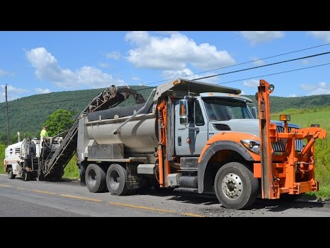 Department of Public Works Highway Division — Clove Road Mill and Fill