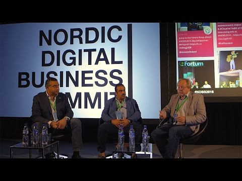 NDBS 2016: Panel discussion - The Bigger Pie