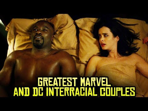 10 Greatest Marvel and DC Interracial Couples! thumbnail