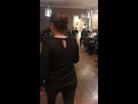 Hangimiz Sevmedik Dilvin Ve Mehmet Tuna Dans Gösterisi