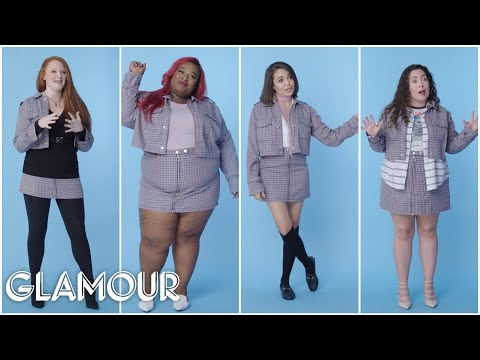 Women Sizes 0 To 28 On The Affirmations They Would Give Themselves | Glamour